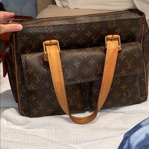 LOUIS VUITTON Multipli Cite Handbag